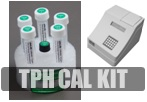 TPH-Oil Calibration Kit - Use with UVF-3100D for Testing TPH Oil & Grease