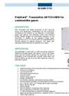 PolyGard Transmitter ADT23-34XX for combustible gases