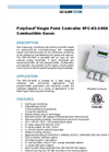 PolyGard® Single Point Controller SPC-X3-34XX