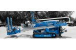 UNI - Model 36x50 - Horizontal Drilling Machines