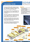 Vacuum Belt Filter / Szotek Filtration Brochure