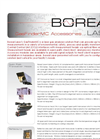 Boreal Laser Model GasFinderMC Multi-Channel Monitor Accessories Brochure