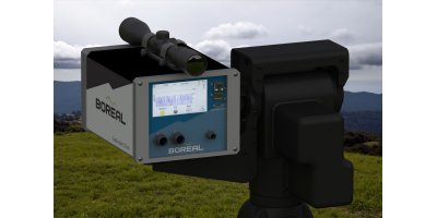 Boreal Laser - Portable Open-Path TDL Analyzer