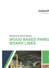 Wood Based Panel Board - Brochure