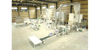 Makron - Cellulose Insulation Machinery