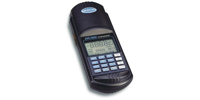 Hach - Model DR/890 - Portable Colorimeter