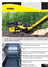 REMU - Model E8 - Combi Screening Plant Brochure