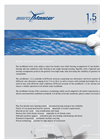 aeroMaster - Model aM 1.5/92 - Wind Turbine Brochure