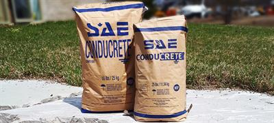 SAE Conducrete - Conductive Cementious and Carbonaceous Material