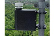Pro`Bat Project with Ultrasonic Wind Sensor