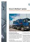 MoClean Oil Tank Cleaning System Brochure