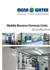 Mobile Reverse Osmosis Units Brochure