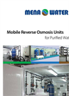 Mena Water - Mobile Reverse Osmosis Units Brochure
