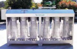 Mena Water - Bag Dryer Machines for Sludge Dewatering