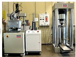 Wille - Gas Hydrate Triaxial Testing System