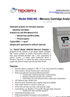 Tekran - Model 2600-NG - Mercury Cartridge Analyzer for Natural Gas and Industrial Hygiene - Brochure