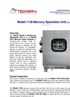 Tekran - Model 1130 - Oxidized Mercury Speciation Module - Brochure