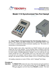 Tekran - Model 1110 - Synchronized Two Port Sampling System - Brochure