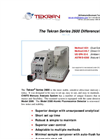 Tekran Series 2600 Automated Sample Analysis System Brochure
