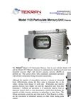 Tekran - Model 1135 - Particulate Mercury Unit - Brochure
