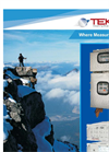 Tekran - Model 2537X - Automated Ambient Air Analyzer Brochure