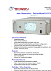 Tekran - Model 2537Xi - Mercury Vapor Analyzer Datasheet