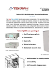 Tekran - Model 3321 - Wall Mounted Sample Conditioner - Brochure