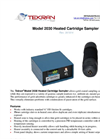 Tekran - Model 2030 - Heated Cartridge Sampler - Datasheet