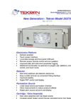 Tekran - Model 2537X - Automated Ambient Air Analyzer - Datasheet