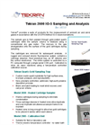 Tekran - Model 2600-IO5 - Sampling and Analysis System - Datasheet