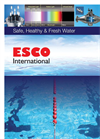 ESCO International - UV Brochure-Swimming Pools & Spas - Brochure