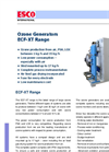 Industrial Ozone Generators - ECF (1  to 35 kg/h) - Brochure