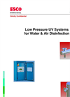 Low Pressure UV Systems & Air Disinfection Brochure