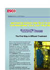 ESCO - Model CATADOX Pilot - Advanced Oxidation Pilot Plants for Wastewater & Gas Treatment - Brochure