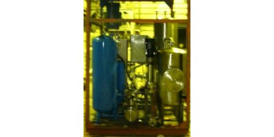 ESCO - Model CATADOX Pilot - Advanced Oxidation Pilot Plants For Wastewater & Gas Treatment