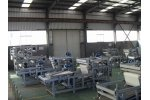 SHBP Thickener Series (1000-3000mm) - High Pressure Belt Filter Press System