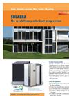 SOLAERA - Solar Heating Pump System Brochure