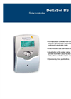 DeltaSol BS - Solar Controllers - Brochure
