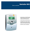 DeltaSol BS Plus - Solar controller - Brochure