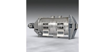 Cylindrical Plow Blenders