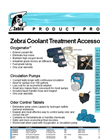 Zebra - Odor Control Tablets Brochure