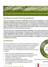 Life Cycle Assessment Brochure