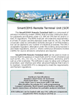 SmartCEMS - Model SCRTU - Remote Terminal Unit - Brochure