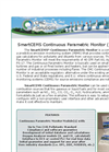 SmartCEMS - Version SCCPM - Continuous Parametric Monitor - Brochure