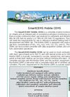 SmartCEMS - Model MCEMS - Mobile CEMS - Brochure