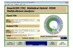 CMC SmartCEMS - Version PEMS - Predictive Emissions Monitoring System Software
