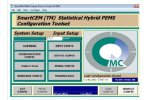 CMC SmartCEMS - Version SCCT - Configuration Tools  Software