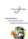 Model ZP2 Series - Positive Displacement Pumps - Brochure