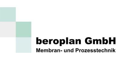 Beroplan GmbH Membran- und Prozesstechnik