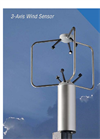 R.M. Young - Model 81000 - Ultrasonic Anemometer Brochure
